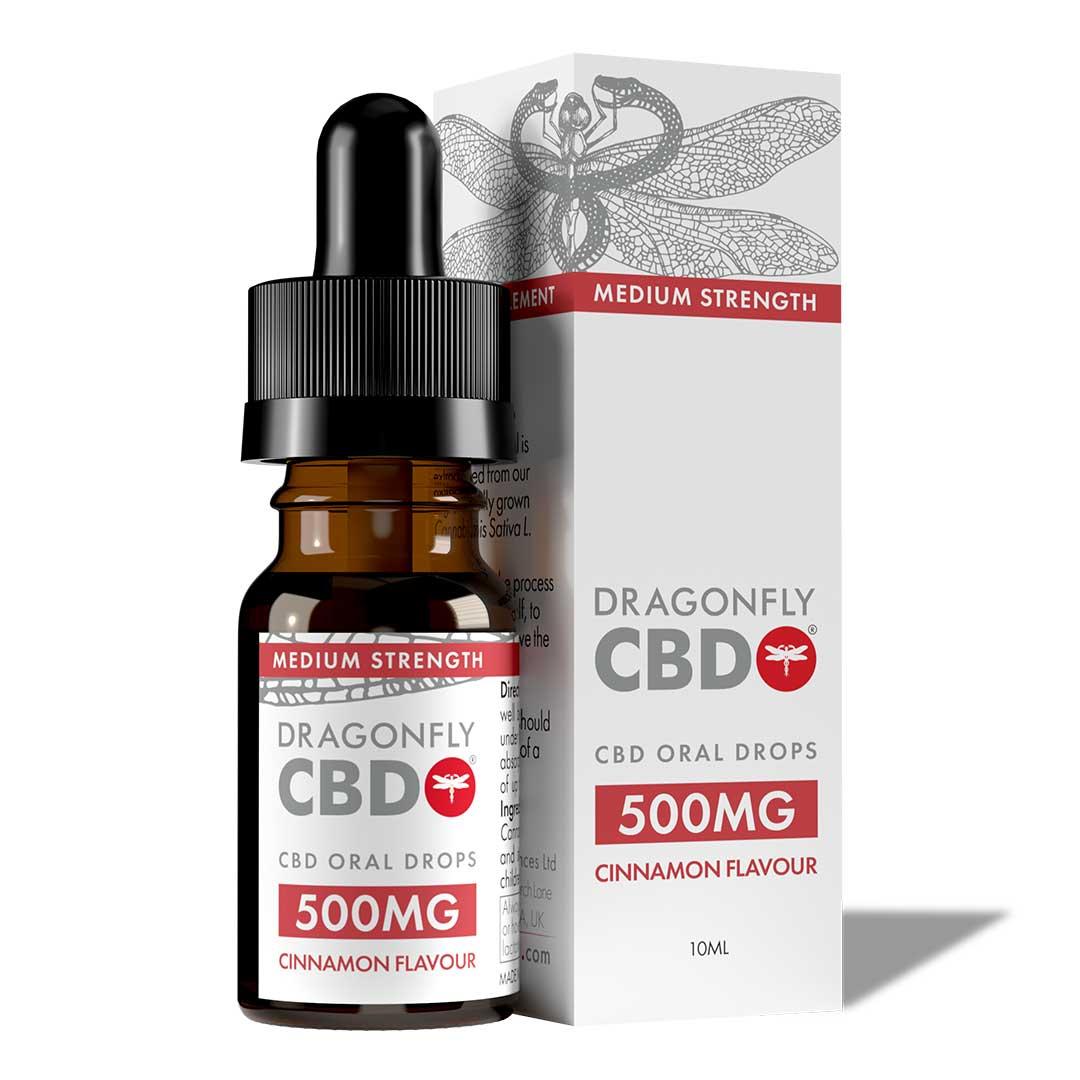 Dragonfly-CBD-Cinnamon-10ml-and-box