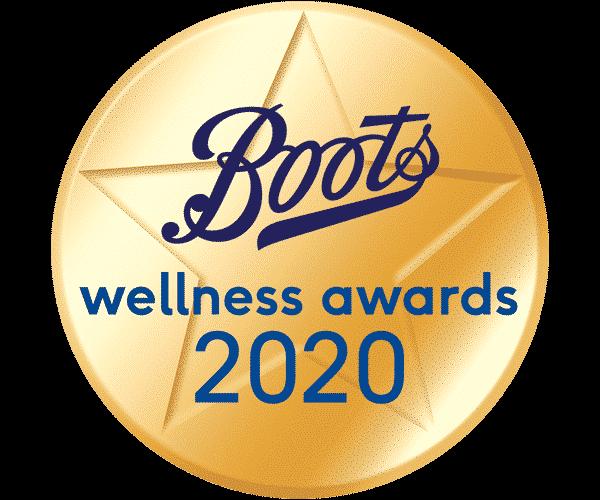 Boots Wellness Awards 2020